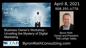 Lehigh Valley Digital Marketing Event